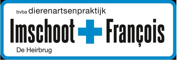 Imschoot en François: dierenartsenpraktijk – Heirbrug Lokeren Retina Logo