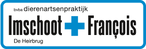 Imschoot en François: dierenartsenpraktijk – Heirbrug Lokeren Logo
